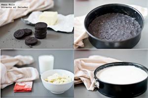 tarta choco blanco paso a paso-1
